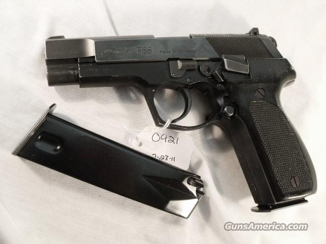 Walther 9mm Model P88 manufactured 1990 Israeli Police Very Good with 1 Pro-Mag Magazine P-88 Full Service Size  Guns > Pistols > Walther Pistols > Post WWII > Large Frame Autos