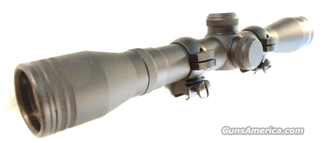 Scope FM 4x32mm Matte Rubberized   Non-Guns > Scopes/Mounts/Rings & Optics > Rifle Scopes > Fixed Focal Length