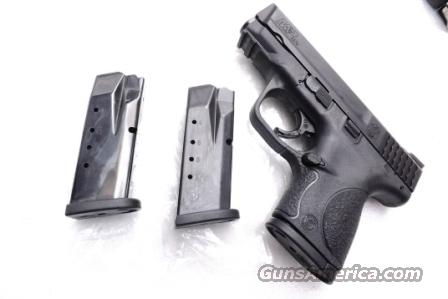 Pair of S&W Factory Magazines MP40C Compact .357 Sig or .40 S&W Blue Steel 10 Round Factory Flat Plate 357 40 calibers 19462U Excellent $39 per on 2  Non-Guns > Magazines & Clips > Pistol Magazines > Smith & Wesson