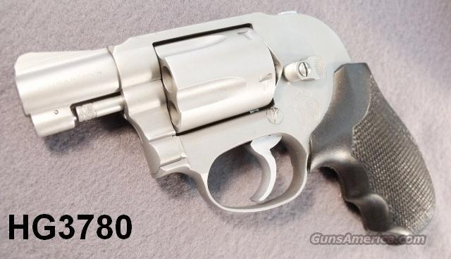 S&W .38 Spl 649 Bodyguard Stainless 1987 Exc Matte Sts  Guns > Pistols > Smith & Wesson Revolvers > Pocket Pistols