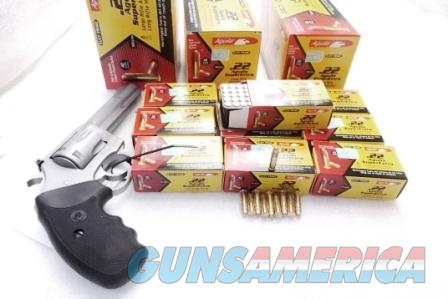 Ammo: .22 LR 1500 round lot of 30 Boxes Aguila 1255 fps 40 grain Copper Coated Lead Cannelured 22 Long Rifle Ammunition Cartridges 3 Bricks or Cartons at $5.90 per box  Non-Guns > Ammunition