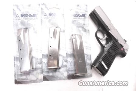 Lots of 3 Ruger 9mm 15 Shot Magazines P85 P89 P93 P95 P97 MecGar Nickel Steel XMP8515N $33 per on 3 or more   Non-Guns > Magazines & Clips > Pistol Magazines > Other