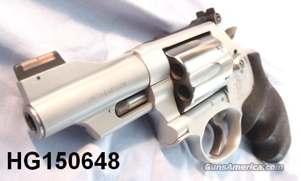 S&W .357 Model 386 White Stainless 6 Shot Hi-Viz NIB 357 Magnum Smith & Wesson Air Lite 150648 Special Run  Guns > Pistols > Smith & Wesson Revolvers > Pocket Pistols