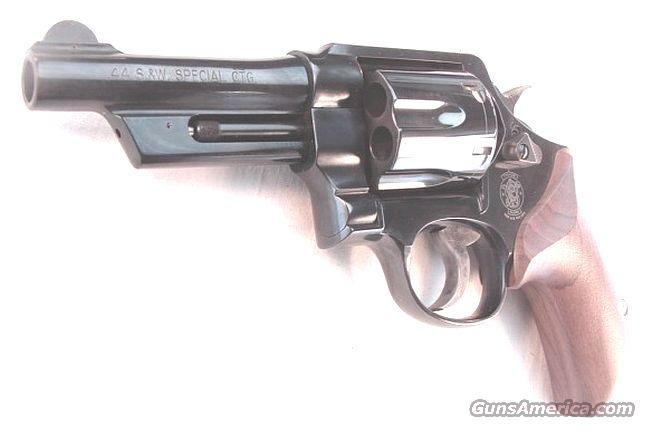 S&W .44 Spl 21-4 Blue 4 in NIB $50 off w/o Pres. Case  Guns > Pistols > Smith & Wesson Revolvers > Full Frame Revolver