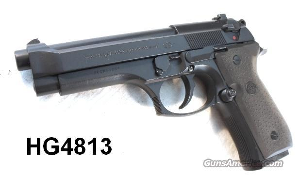 Beretta 92FS 9mm Black Ice Teflon 2 New Mags Minty  Guns > Pistols > Beretta Pistols > Model 92 Series