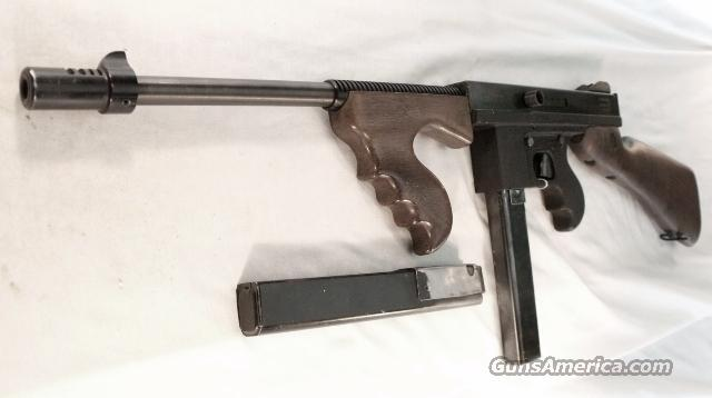 1927 Thompson Clone Volunteer Arms Commando Mk III .45 VG ca. 1974 2 Mags  Guns > Rifles > Tactical Rifles Misc.