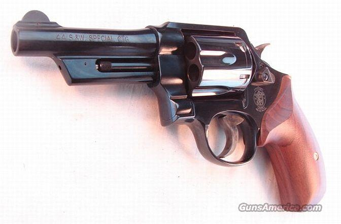 S&W .44 Blue 4 in TR 21-4 NIB  Guns > Pistols > Smith & Wesson Revolvers > Full Frame Revolver
