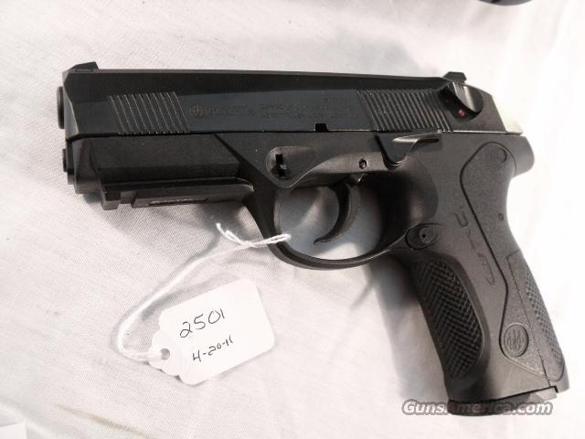 Beretta 9mm PX4 Storm 18 Shot with 2 High Capacity Mags Near Mint in Box PX-4   Guns > Pistols > Beretta Pistols > Polymer Frame