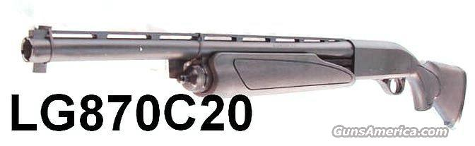 Remington 20 ga 870 Express JR 18 in Vent Rem-Choke Compact NIB  Guns > Shotguns > Remington Shotguns  > Pump > Tactical