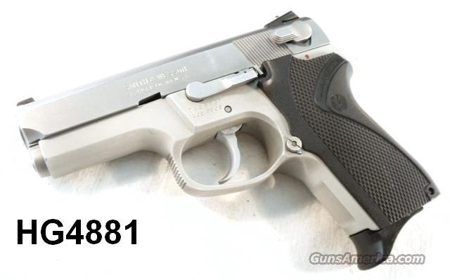 S&W 9mm 6906 Compact Lwt Sts 2 Mags 12 & 15 Shot VG-Exc 1991  Guns > Pistols > Smith & Wesson Pistols - Autos > Alloy Frame