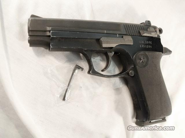 Star Spain 9mm Model 30PK Israeli Police Blue Lightweight Wonder Nine 1986 Star 28 30M1 variant   Guns > Pistols > Surplus Pistols & Copies