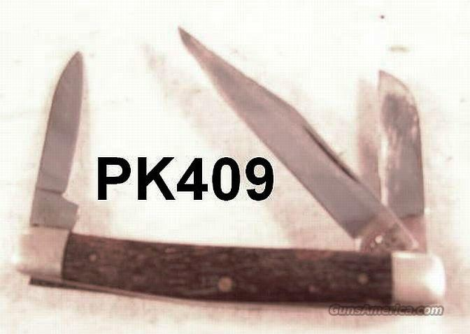 Browning USA Mini Stockman 1980s VG Cond  Non-Guns > Knives/Swords > Knives > Folding Blade > Hand Made