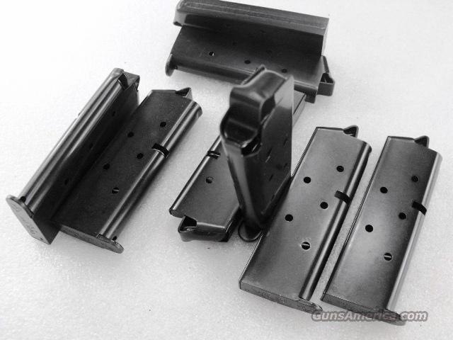 Colt Mustang 380 Factory 6 Shot Magazines New .380 ACP XMSPC55667B  Non-Guns > Magazines & Clips > Pistol Magazines > 1911