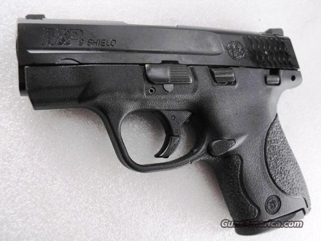 Smith & Wesson MP9 Shield 9mm Flat Thin Sub Compact NIB 8 Shot 2 Magazines	  Guns > Pistols > Smith & Wesson Pistols - Autos > Shield