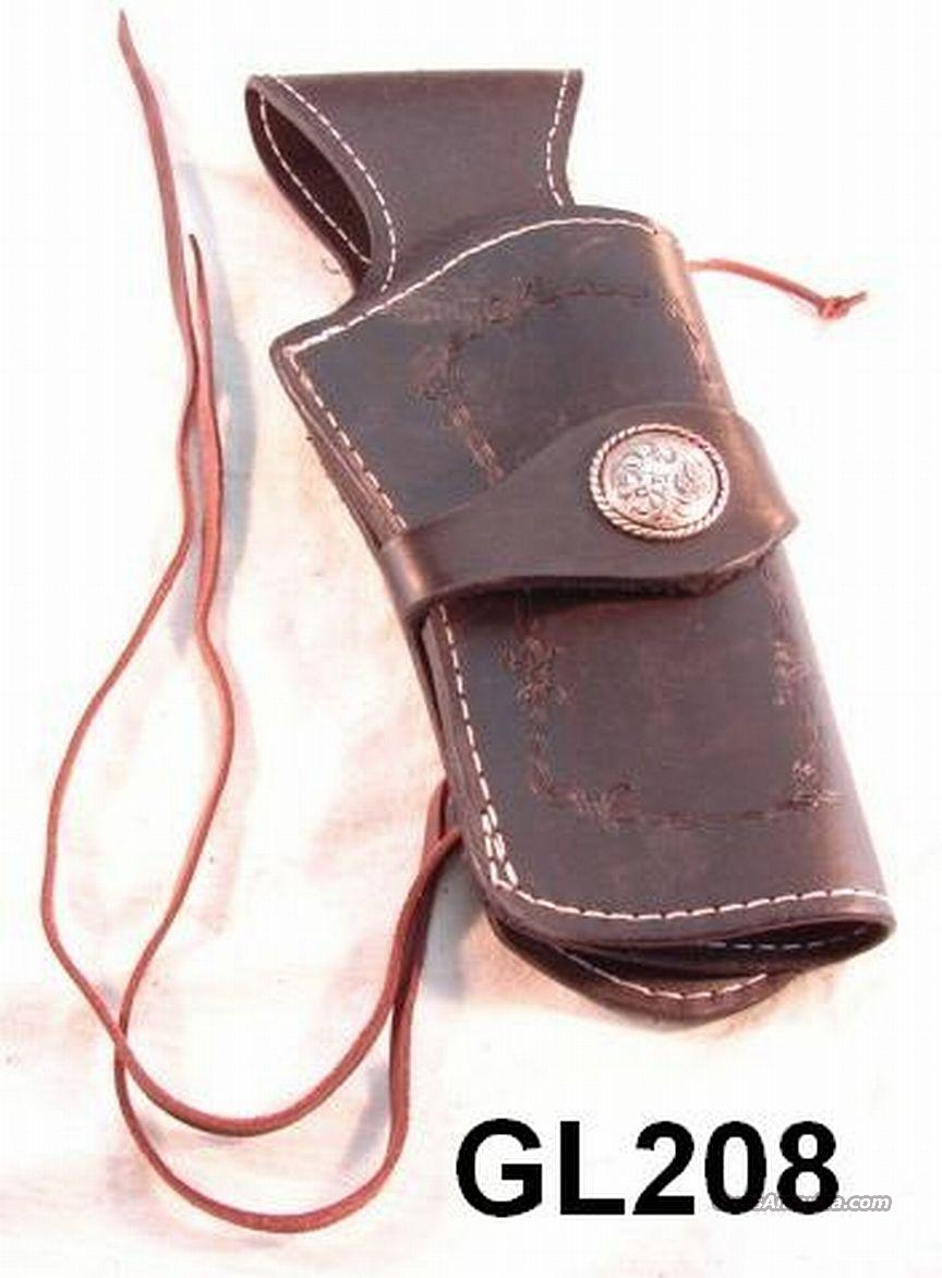 Holster Colt SAA type 4 3/4 – 5 1/2 in US Hand Made Leather  Non-Guns > Holsters and Gunleather > Cowboy