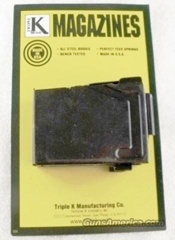 Magazine Mossberg 12 gauge Bolt Action 2 3/4 or 3 inch Models 395 495 595 Triple K US Made 2 Shot NIB Clip 2 Shot Round  Non-Guns > Gun Parts > By Manufacturer > Mossberg
