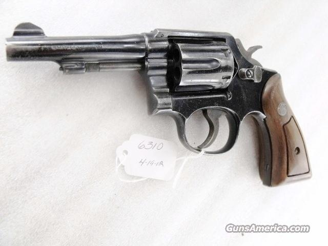 Smith & Wesson model 10-5 Pinned Barrel 4 inch 1968 LTV Vietnam A-7 Corsair Producer Security Revolver    Guns > Pistols > Smith & Wesson Revolvers > Full Frame Revolver