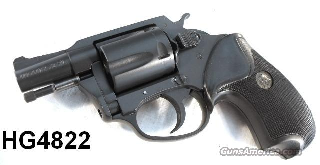 Charter Undercover .38 Special 2 in 5 Shot Exc Black Ice Teflon Refinish  Guns > Pistols > Charter Arms Revolvers
