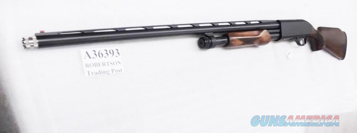 Akkar 12 gauge Model 300 Superior Trap Pump 30 inch Barrel 3 inch Matte Blue & Walnut 1 Extended Rem Choke Tube 36393 Poss Unfired 2012 Charles Daly Importer  Guns > Shotguns > AKKAR