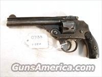 Iver Johnson .32 Smith & Wesson caliber Safety Hammerless Top Break ca. 1920 Good Condition  Guns > Pistols > Iver Johnson Pistols