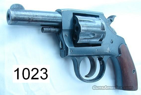 IJ Sealed 8 Blue 2 ½ in .22 LR Steel Frame 1950s VG  Guns > Pistols > Iver Johnson Pistols