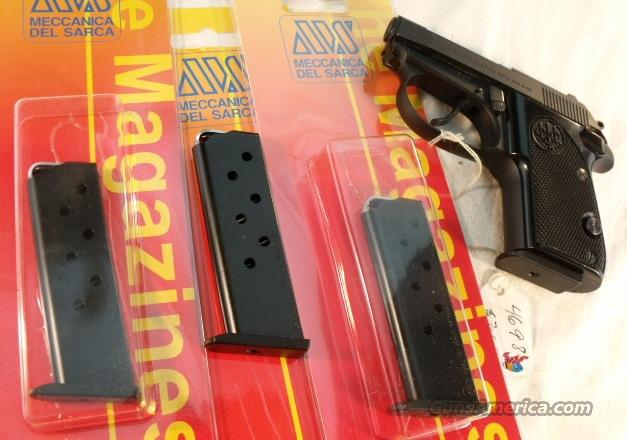 Magazine Beretta .32 ACP Model 3032 Tomcat 7 Shot Factory # XM3032 MDS Beretta NIB 32 Automatic    Non-Guns > Magazines & Clips > Pistol Magazines > Beretta