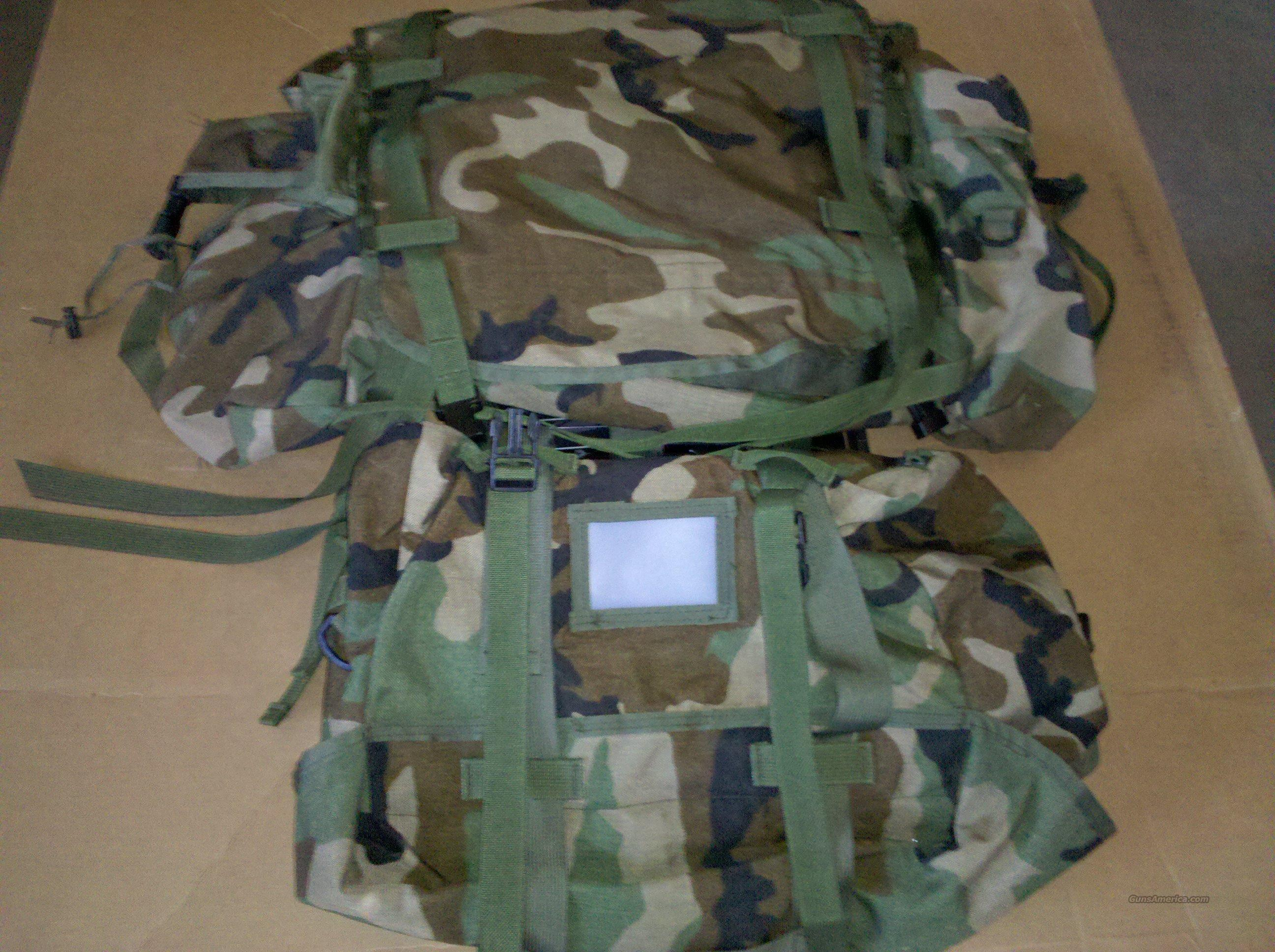 MOLLE WOODLAND RIFLEMAN SET  Non-Guns > Tactical Equipment/Vests