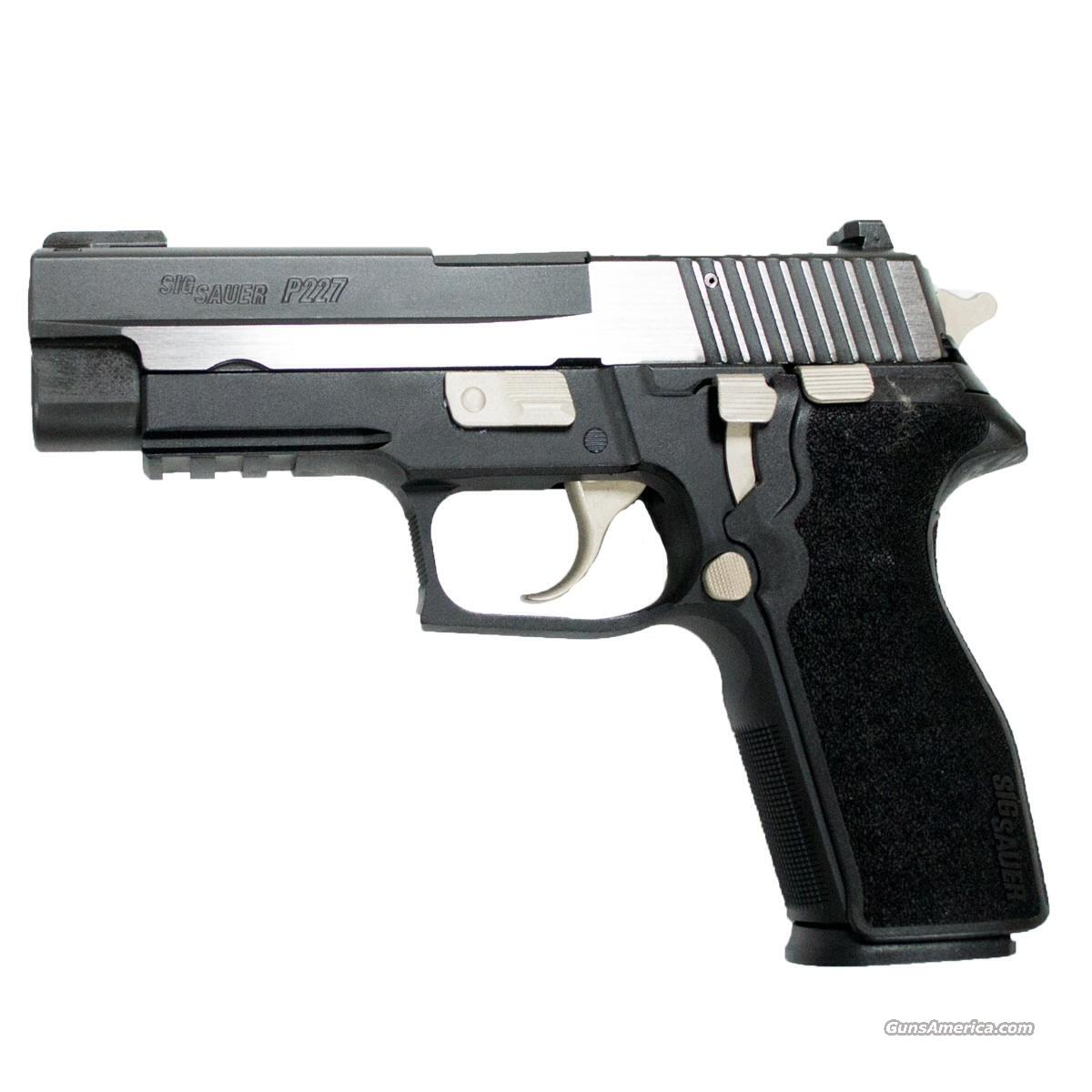 SIG SAUER 227R EQUINOX -2 10 rnd mags  Guns > Pistols > Sig - Sauer/Sigarms Pistols > Other