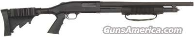 5074 MOSSBERG 50012/18 PARKERIZED BLACK FRIDAY  Guns > Shotguns > Mossberg Shotguns > Pump > Tactical