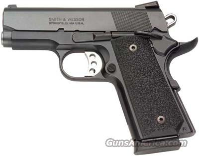"SMITH&WESSON 1911 45 3"" SUBCOMPACT 7RD Black Friday  Guns > Pistols > Smith & Wesson Pistols - Autos > Steel Frame"