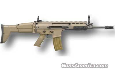 FN SCAR S16  Guns > Rifles > FNH - Fabrique Nationale (FN) Rifles > Semi-auto > Other