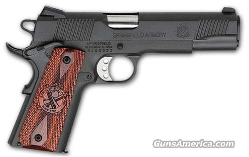SPRINGFIELD 1911 5IN 9MM  PARKERIZED WITH GEAR PI9129LP-DC  Guns > Pistols > Springfield Armory Pistols > 1911 Type
