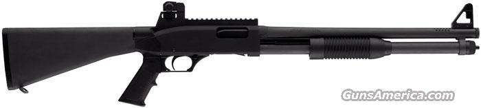 FN Tactitical shot gun Fixed stock Adjustable Choke  Guns > Shotguns > FNH - Fabrique Nationale (FN) Shotguns > Pump