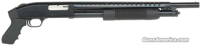 MOSSBERG 500 CRUSADER 12/18 1/2 PISTOL GRIP  Guns > Shotguns > Mossberg Shotguns > Pump > Tactical