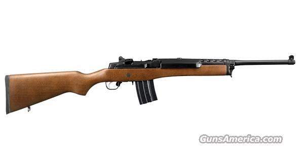 Ruger Mini 14/20 in 223 20rnds - solid wood stock   Guns > Rifles > Ruger Rifles > Mini-14 Type