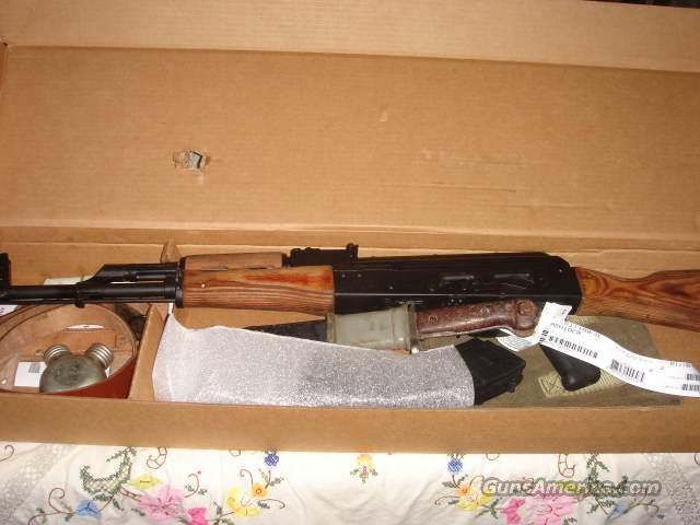 AK 47 in 7.62x39 with wood stock and extras AK47  Guns > Rifles > AK-47 Rifles (and copies) > Full Stock