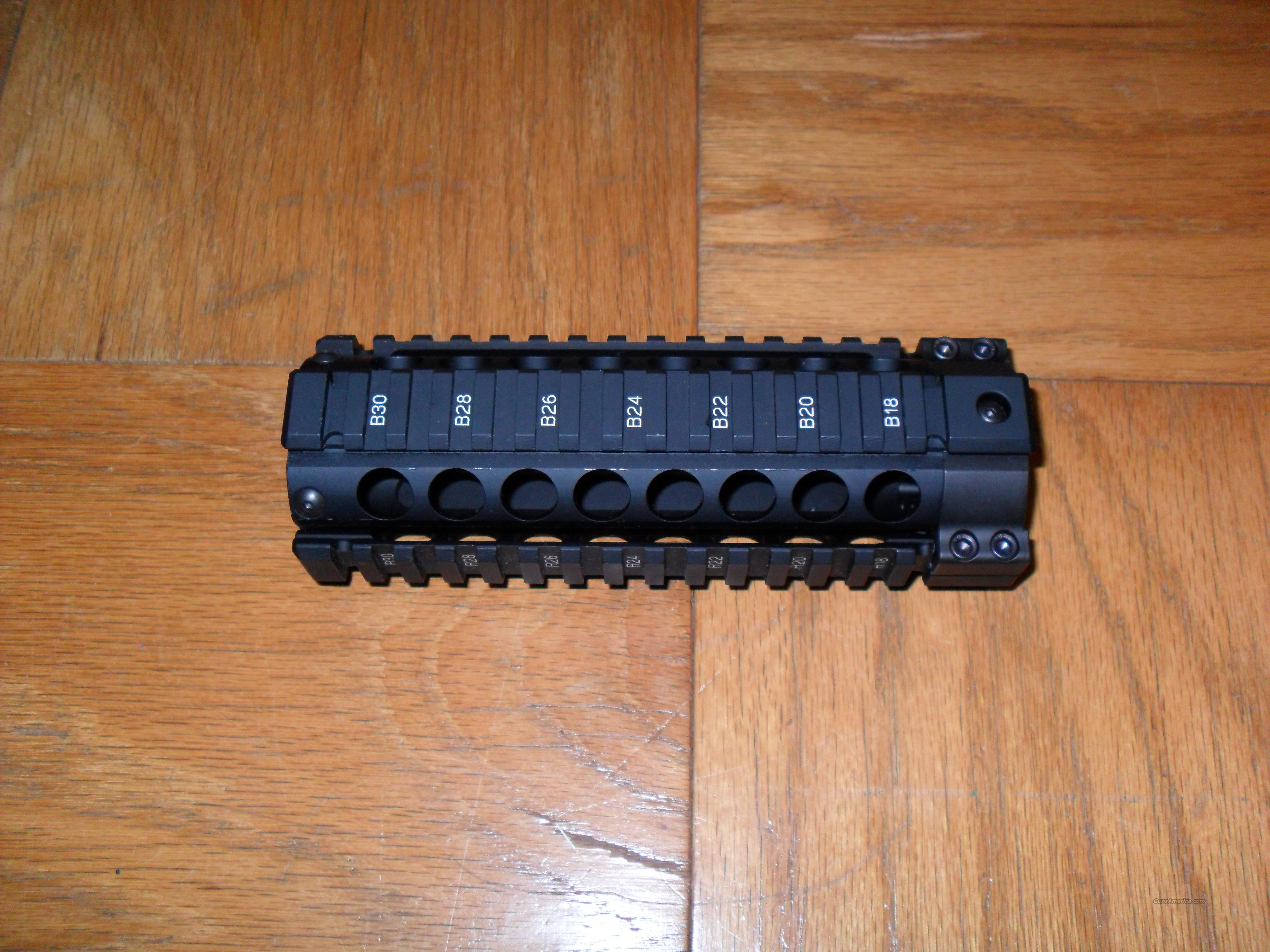 Midwest Industries Quad Rail  Guns > Rifles > Parts Guns - Rifles