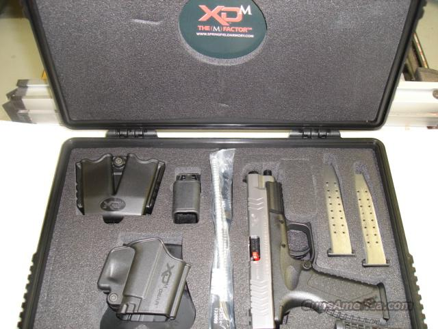 Springfield Armory XDM 9mm Law Enforcement Package  Guns > Pistols > Springfield Armory Pistols > XD (eXtreme Duty)