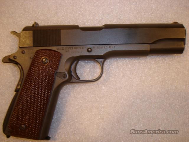 All Original Remington Rand 1911A1 Flawless  Guns > Pistols > 1911 Pistol Copies (non-Colt)