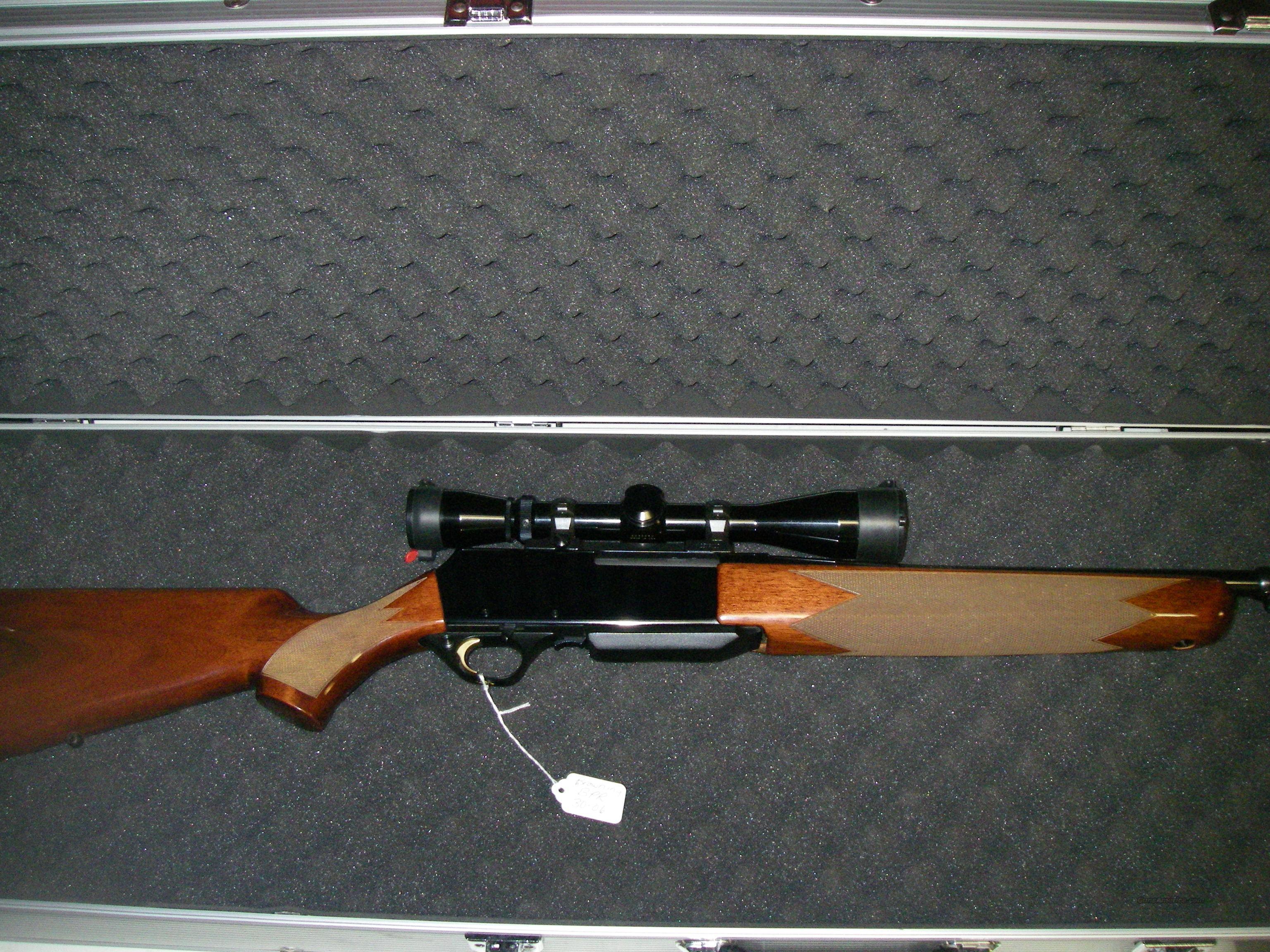 Browning BPR 30-06