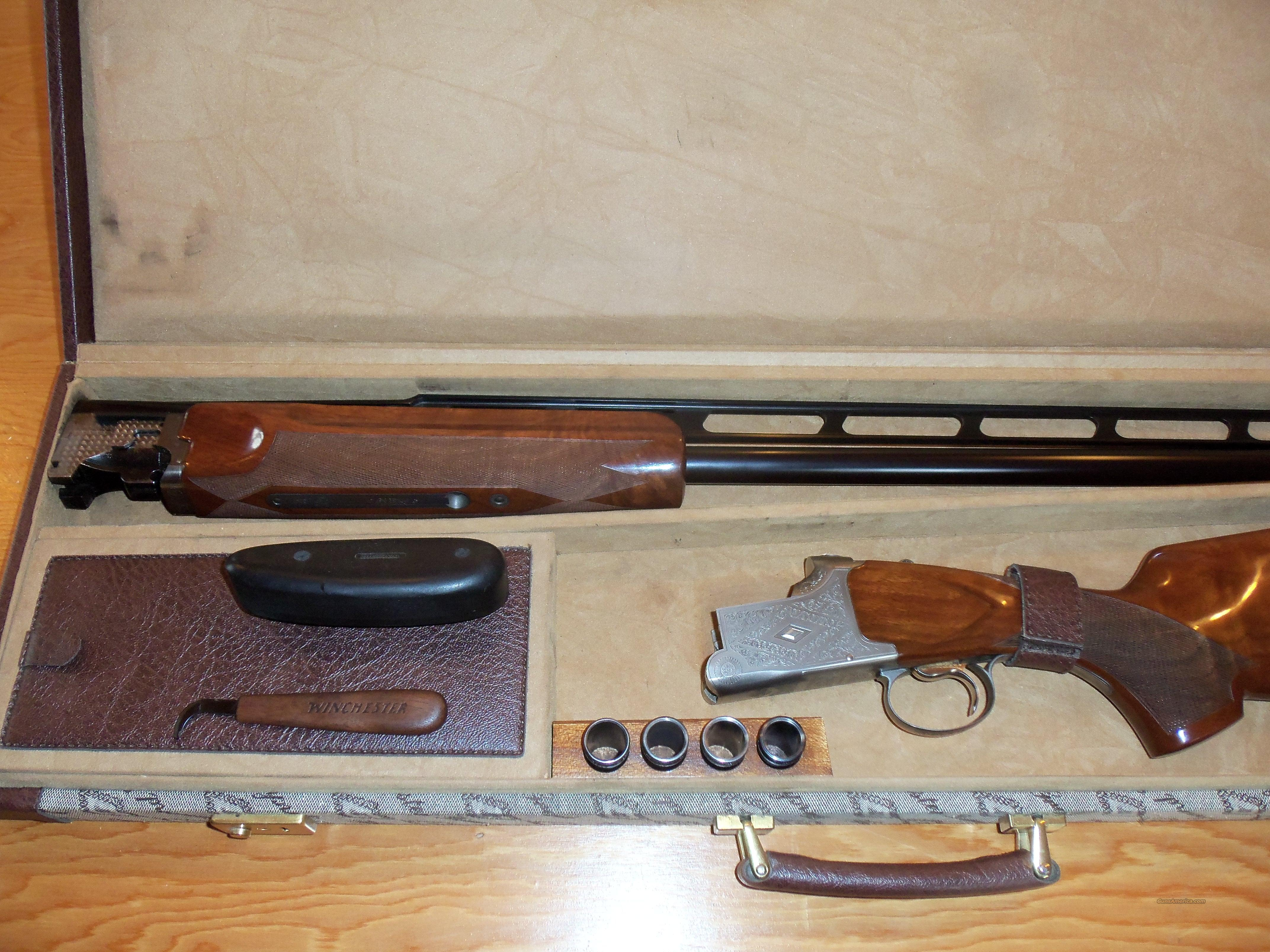 Winchester 101 Diamond Undersingle Trap  Guns > Shotguns > Winchester Shotguns - Modern > O/U > Trap/Skeet