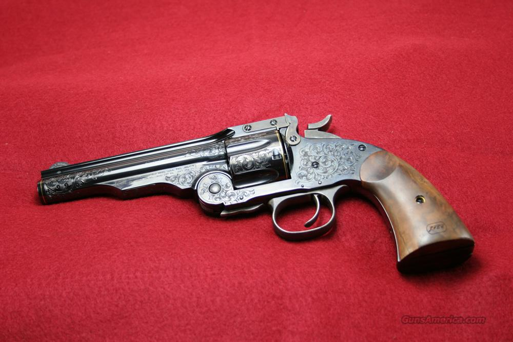 Smith And Wesson Performance Center Schofield Guns