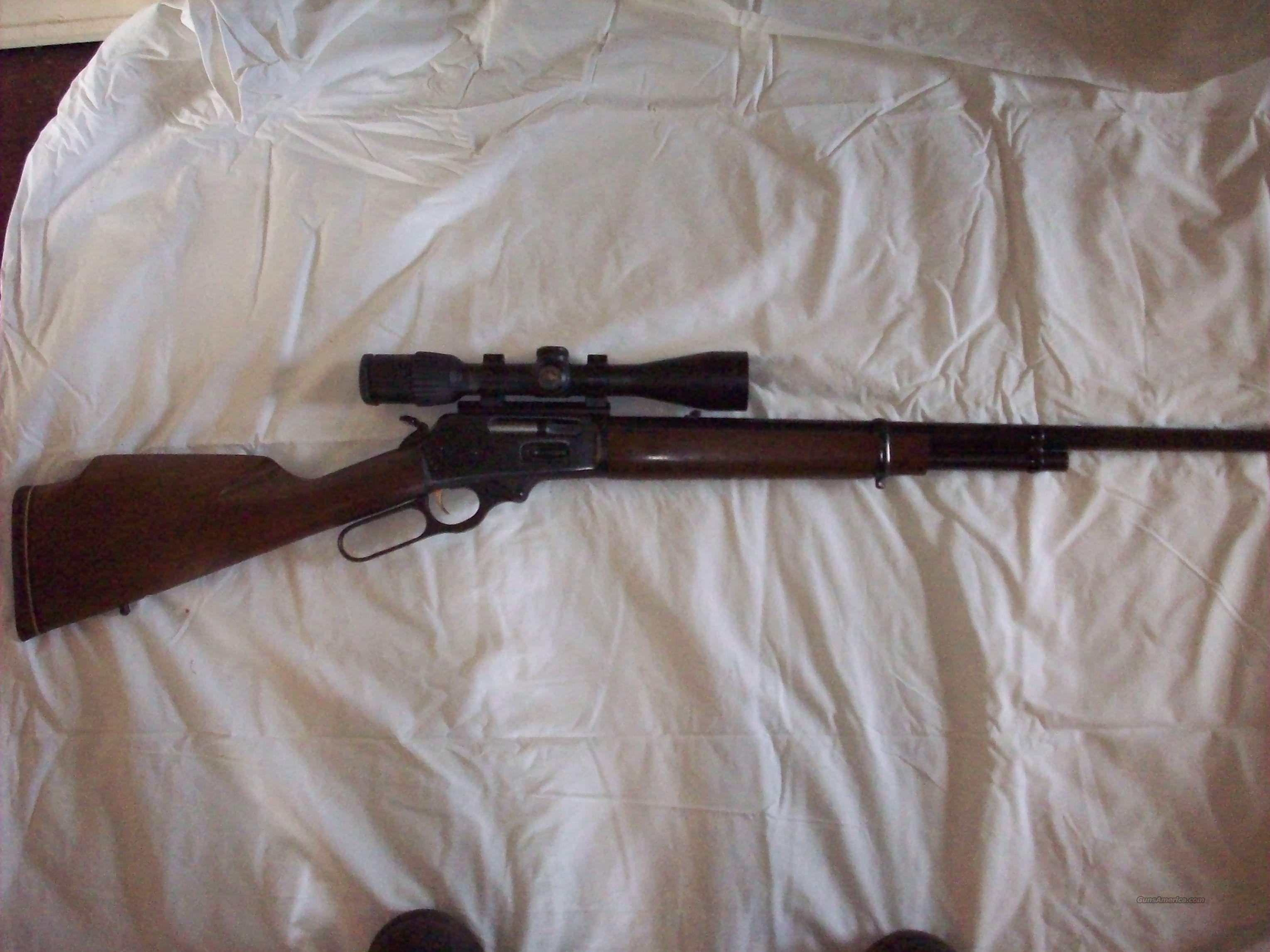 Marlin 444 lever action  Guns > Rifles > Marlin Rifles > Modern > Lever Action