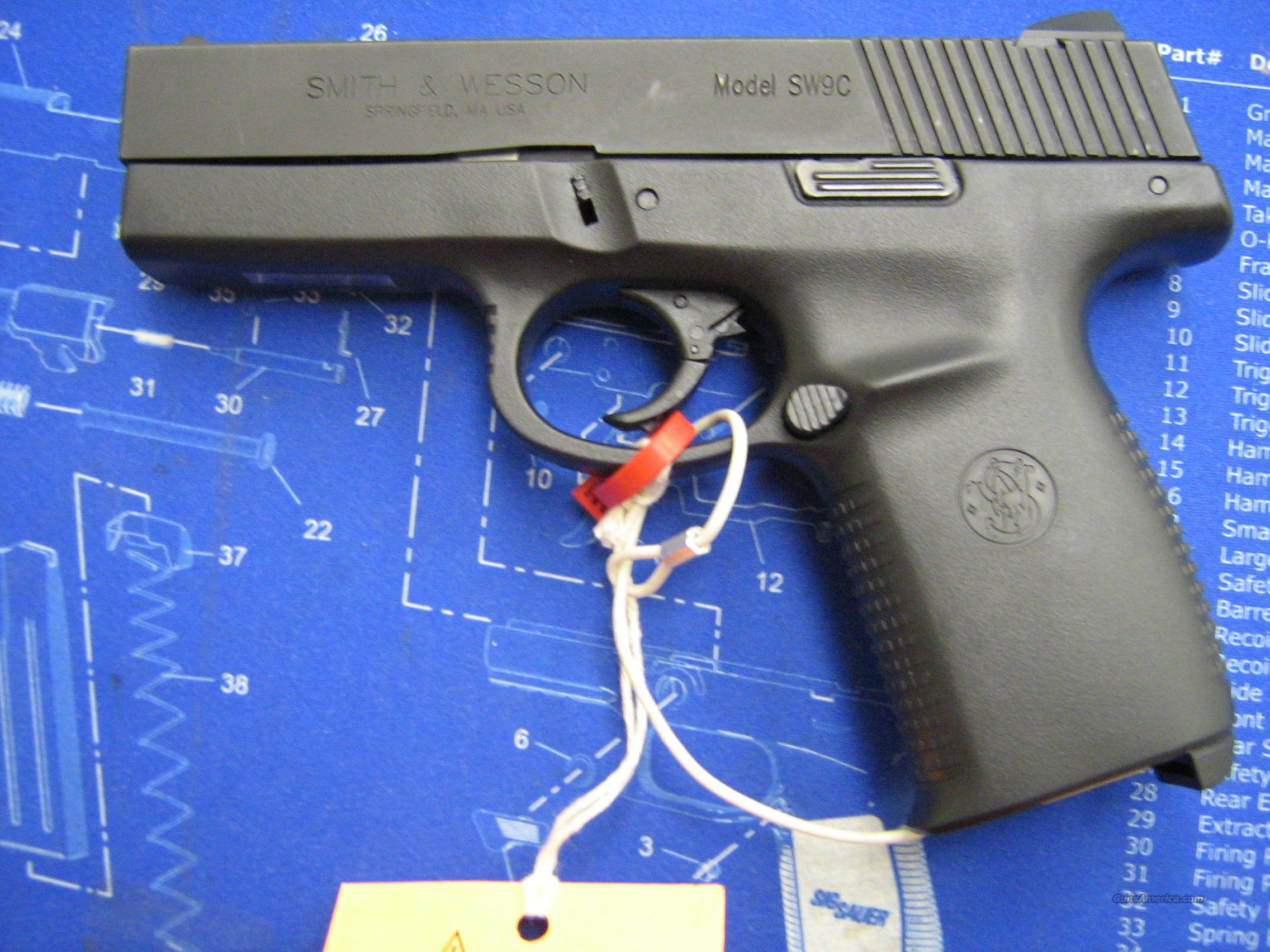 Smith & Wesson SW9C  Guns > Pistols > Smith & Wesson Pistols - Autos > Polymer Frame