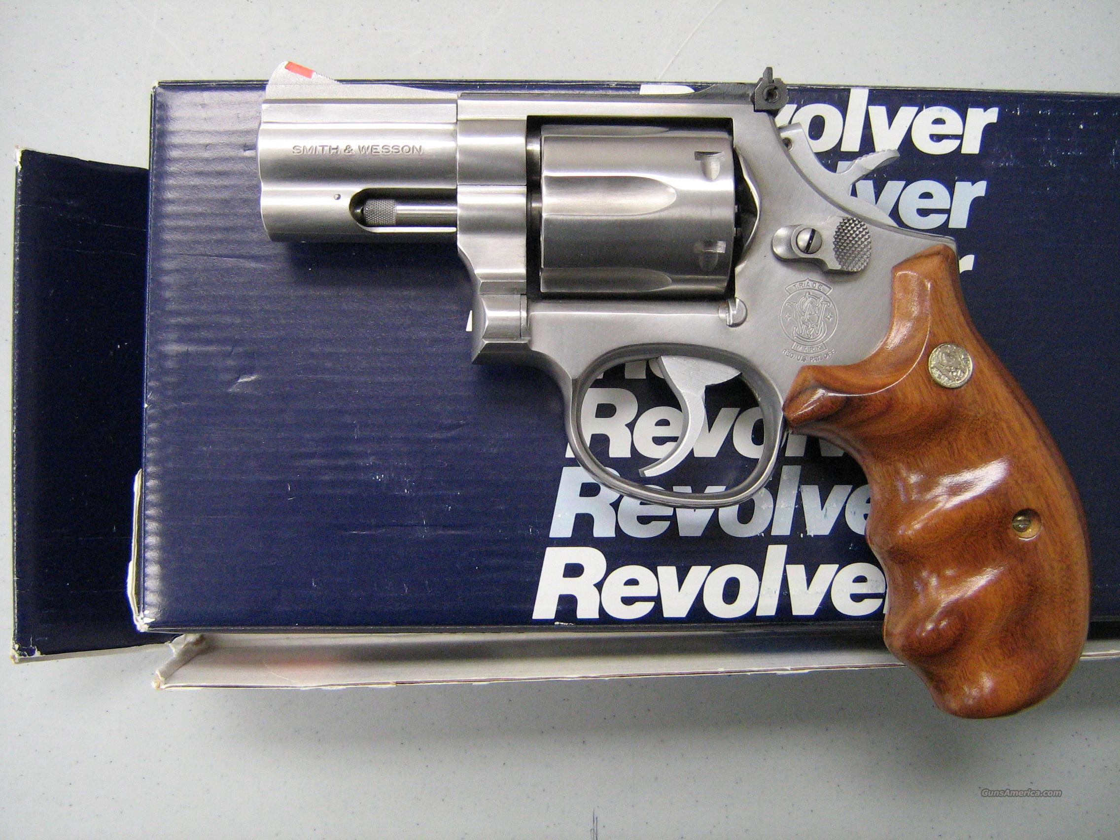 Smith & wesson 686-3 .357 magnum  Guns > Pistols > Smith & Wesson Revolvers > Full Frame Revolver