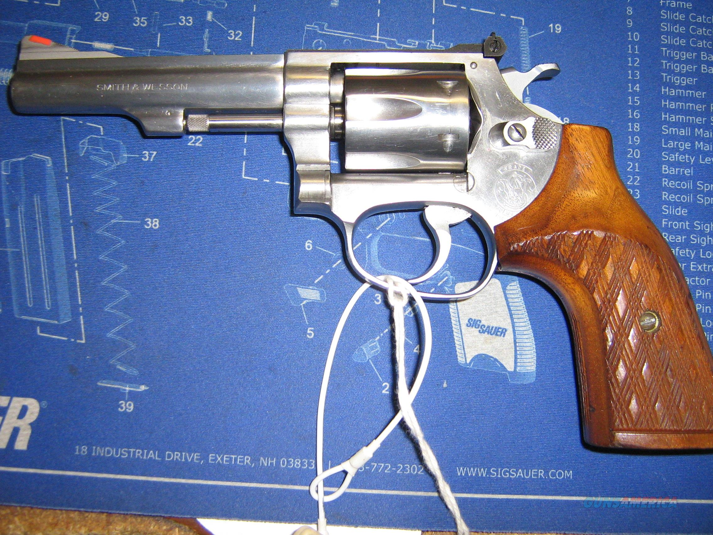 SMITH & WESSON 651  Guns > Pistols > Smith & Wesson Revolvers > Pocket Pistols