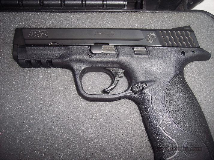 S&W M&P 9mm  Guns > Pistols > Smith & Wesson Pistols - Autos > Polymer Frame