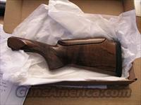 Perazzi left handed stock  Gun Parts > Stocks > Wooden