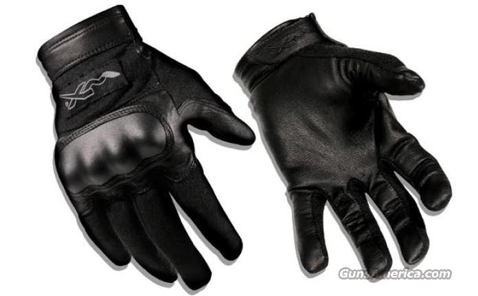 Wiley-X Black Combat Assault Gloves Size Large  Non-Guns > Tactical Equipment/Vests