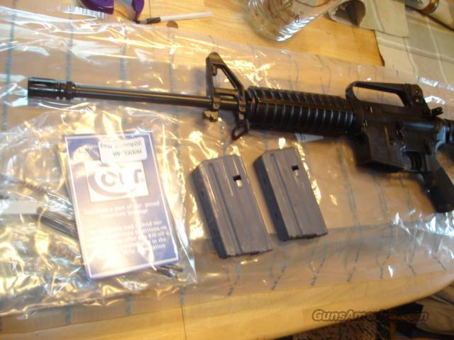 6520 LEO Marked *Sale*!  Guns > Rifles > Colt Military/Tactical Rifles